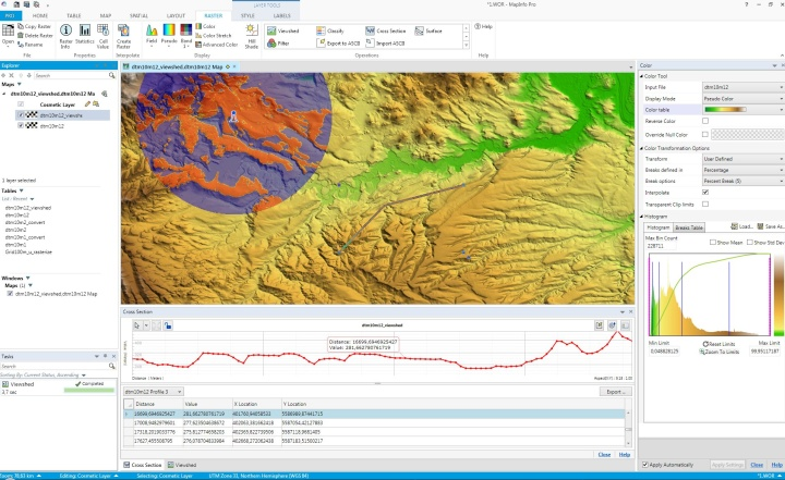 MapInfo Pro Advanced